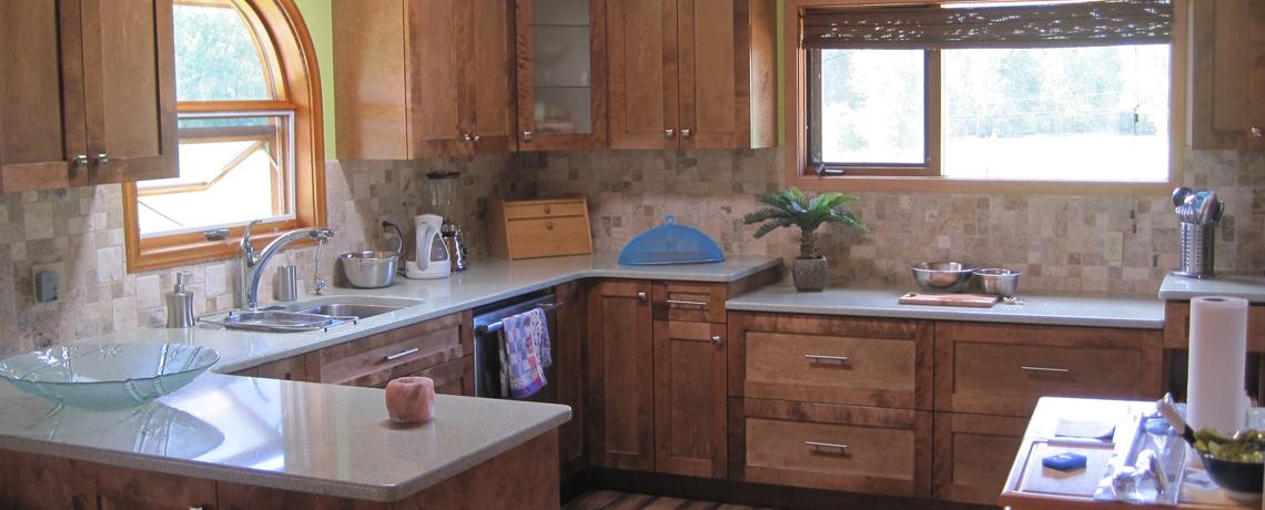 Granite Countertops in Salmon Arm – Kitchen